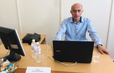 Участие директора филиала ЦЛАТИ по Кабардино-Балкарской Республике Гериева Д.К. в приеме выпускных работ по программе «Геоэкология».