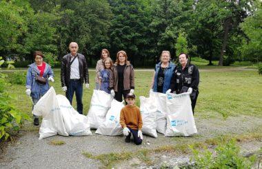 Участие филиала ЦЛАТИ по Кабардино-Балкарской Республике в субботнике посвященному Дню эколога.
